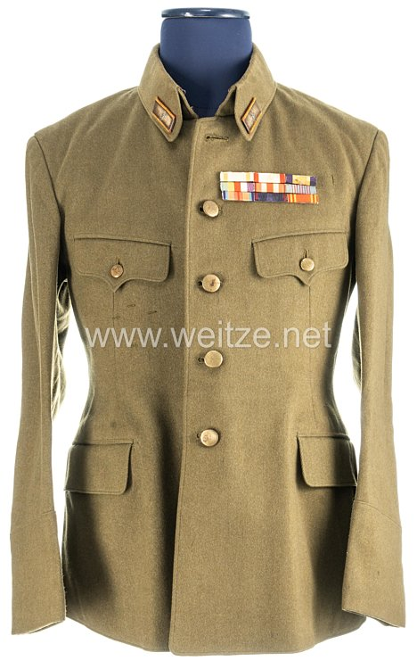 Japan World War 2 Imperial Japanese Army Tunic and Pants for a Mojor General in Occupied China  Bild 2